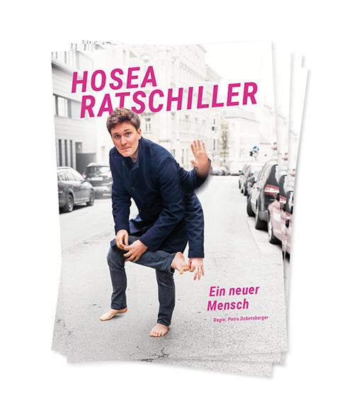Hosea Ratschiller – Ein neuer Mensch